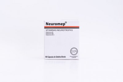 NEUROMEP (VITAMINAS NEUROTROPAS)