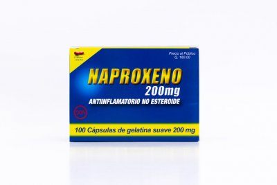 NAPROXENO 200mg